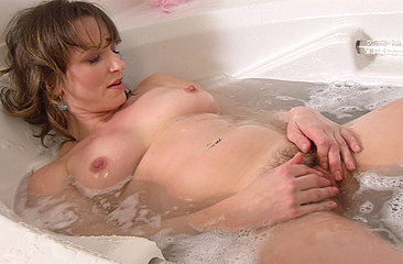 Are you feeling dirty? Then climb into a steamy shower with Misty, she wants you to caress and clean her body with your tongue! Taste the bubbles.